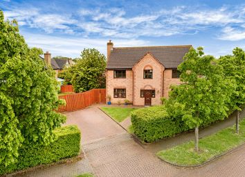 5 bed detached house for sale in Lynmouth Crescent, Furzton, Milton Keynes MK4