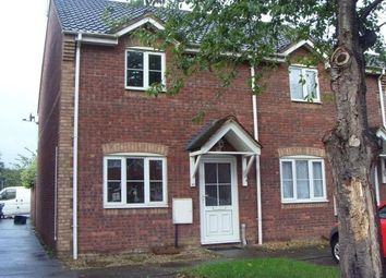 Thumbnail 2 bed end terrace house to rent in Millbrook, Horsey Lane, Yeovil