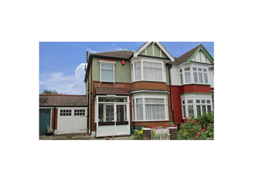 Thumbnail 3 bedroom detached house to rent in Devonport Gardens, Ilford, Essex