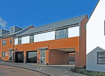 Thumbnail 2 bed flat to rent in Old Quarry Drive, Exminster, Exeter