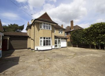 Thumbnail 4 bed property for sale in Manor Road North, Hinchley Wood, Esher