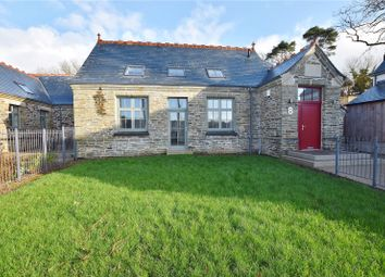 Thumbnail 4 bed detached house for sale in College Road, Camelford