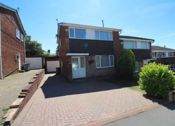 Thumbnail 3 bed semi-detached house for sale in Southcroft Avenue, Birkenshaw, Bradford