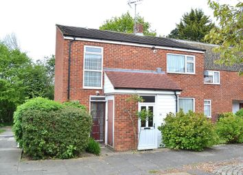 Thumbnail 3 bedroom semi-detached house for sale in Woodcroft, Harlow