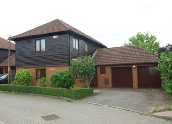 Thumbnail 3 bed detached house for sale in Limbaud Close, Walton Park