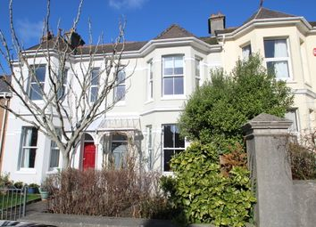 Thumbnail 4 bedroom terraced house for sale in Hermitage Road, Mannamead, Plymouth