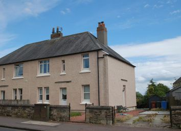 Thumbnail 2 bed flat for sale in St. Leonard Street, Lanark