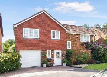 Thumbnail 4 bed detached house for sale in Trout Road, Haslemere