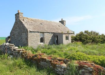 Thumbnail Land for sale in Stronsay, Orkney