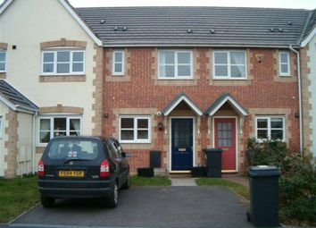 Thumbnail 2 bed town house to rent in Caraway Drive, Branston, Burton.
