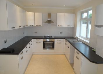 Thumbnail 4 bed terraced house to rent in Windermere Gardens, Redbridge