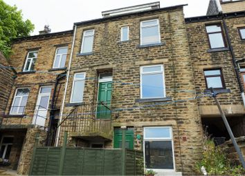 Thumbnail 4 bed terraced house for sale in Hollings Street, Cottingley