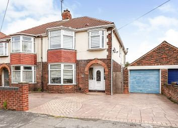 Thumbnail 4 bed semi-detached house for sale in Bricknell Avenue, Hull