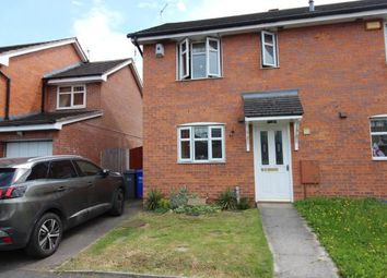 Thumbnail 3 bed end terrace house for sale in Devoke Road, Wythenshawe, Manchester, Greater Manchester