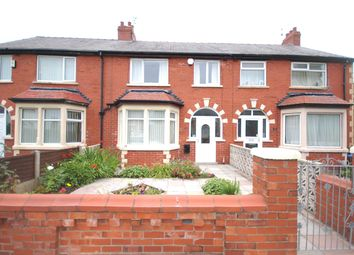 Thumbnail 3 bed terraced house for sale in Annesley Avenue, Blackpool, Lancashire