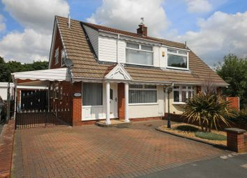 Thumbnail 3 bed semi-detached house for sale in Gayton Close, Winstanley, Wigan