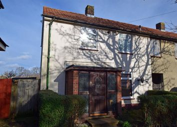 Thumbnail 2 bed end terrace house for sale in Lynsted Road, Gillingham