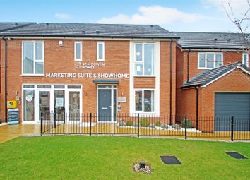 Thumbnail 3 bed semi-detached house for sale in The Houghton, Trentham Manor, Trentham