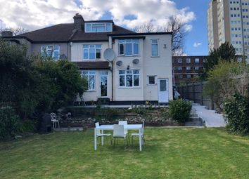 Thumbnail 5 bed semi-detached house to rent in Charteris Road, Woodford Green