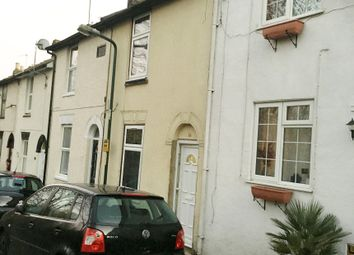Thumbnail 6 bedroom terraced house for sale in Herman Terrace, Chatham, Kent