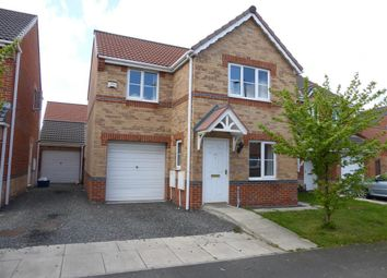 Thumbnail 3 bed detached house to rent in Leeholme Gardens, Billingham