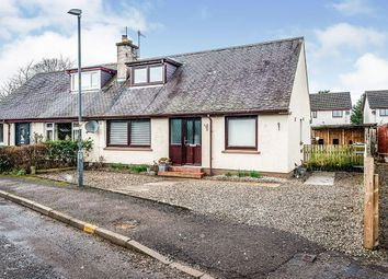 Thumbnail 2 bed semi-detached house for sale in Fairmuir Road, Muir Of Ord, Highland