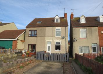Thumbnail 3 bed semi-detached house for sale in Queens Road, Hodthorpe, Worksop