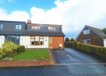 Thumbnail 3 bed semi-detached bungalow for sale in Baron Walk, Little Lever, Bolton