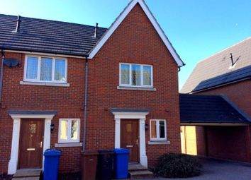 Thumbnail 2 bed property to rent in Jovian Way, Ipswich