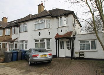 Thumbnail 1 bed flat to rent in Hale Grove Gardens, London