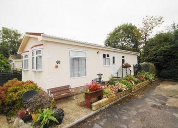 Thumbnail 2 bedroom mobile/park home for sale in Hillbury Park, Hillbury Road, Alderholt, Fordingbridge