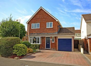 Thumbnail 3 bedroom detached house for sale in Warbeck Gate, Grange Park, Swindon