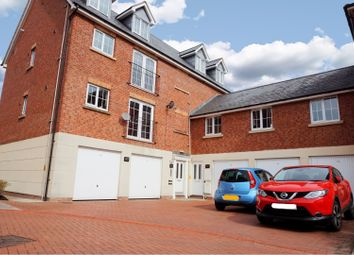 Thumbnail 2 bedroom flat for sale in Afon Way, Newtown