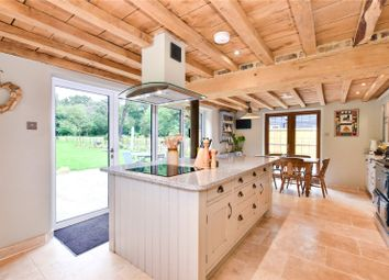 Thumbnail 3 bed detached house to rent in Rosehall Green, Sarratt