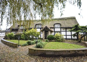 Thumbnail 4 bed detached house to rent in Millington Hall Lane, Millington, Altrincham