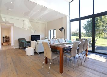 Thumbnail 5 bedroom detached house for sale in Gravel Hill Road, Holt Pound, Farnham