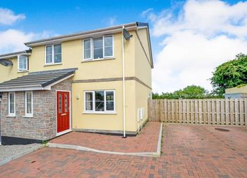 Thumbnail 3 bed end terrace house for sale in Highgate Hill, Indian Queens, Cornwall
