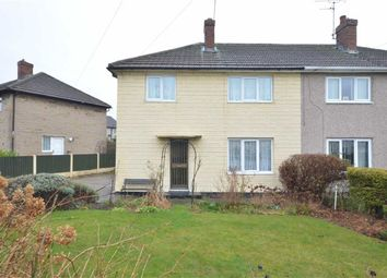 Thumbnail 3 bed semi-detached house for sale in Crewe Road, Castleford, West Yorkshire
