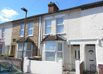 Thumbnail 3 bed terraced house for sale in Coventry Road, Bedford, Bedfordshire