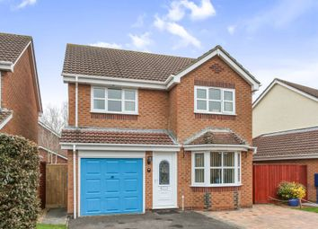 Thumbnail 4 bed detached house for sale in Bramley Close, Warminster