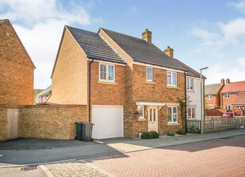 Thumbnail 4 bedroom semi-detached house for sale in Downsberry Road, Kingsnorth, Ashford