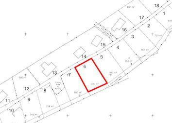 Thumbnail Land for sale in Plot 6, Braehead Park, Rumblingbridge, Kinross KY130Qt