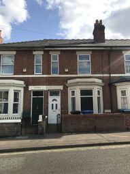 Thumbnail 3 bed terraced house to rent in St. Chads Road, New Normanton, Derby