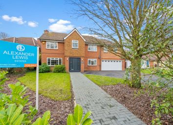 Thumbnail 4 bed detached house for sale in Whitechurch Gardens, Letchworth Garden City