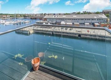 Thumbnail 1 bed flat for sale in The Wharf, Dock Head Road, Chatham, Kent