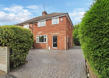Thumbnail 3 bed semi-detached house for sale in Mount Pleasant, Farnworth, Bolton