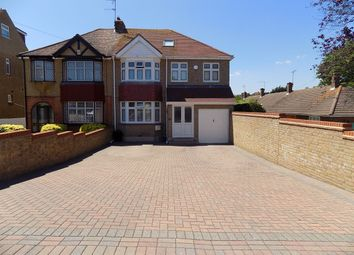 Thumbnail 4 bed semi-detached house for sale in Pattens Lane, Rochester