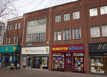 Thumbnail Commercial property for sale in 21A & 22 Market Place, Nuneaton, Warwickshire