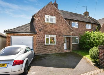 Thumbnail 3 bed semi-detached house for sale in Stompits Road, Maidenhead