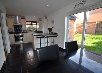 Thumbnail 5 bedroom town house for sale in Eagle Way, Hampton Vale, Peterborough